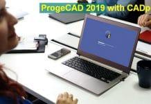 ProgeCAD CADprofi