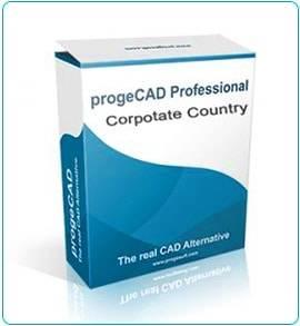 progeCAD corporate country
