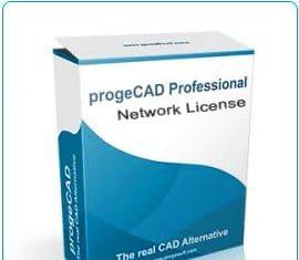 progeCAD network license