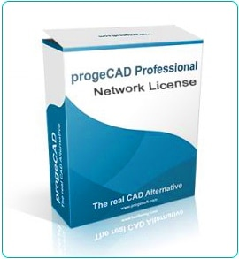 progeCAD network license