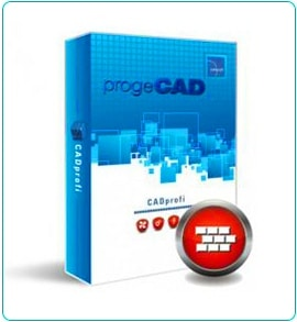 progecad CADprofi Architectural