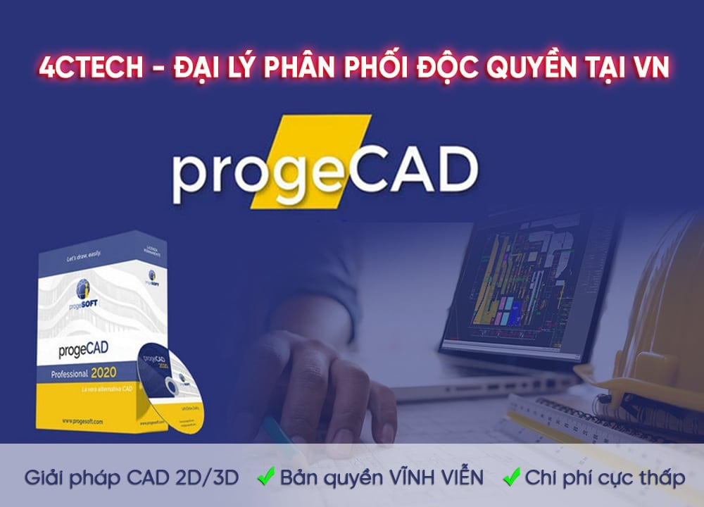 phan mem progecad banner